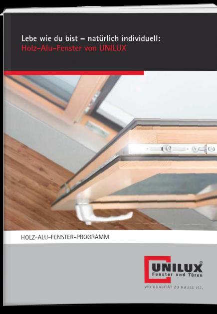 Unilux - Holz-Fenster-Programm 3D